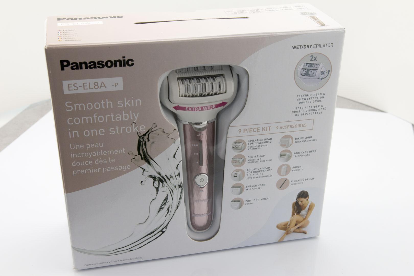 Depilator Panasonic ES-EL8A